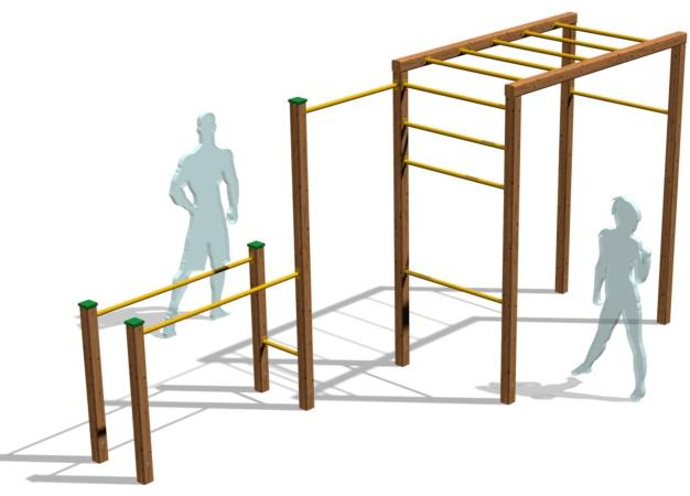 palestra-workout-calisthenics-legno-giardino-outdoor