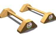 Parallettes  - PlyoBox - Accessori Callistenici